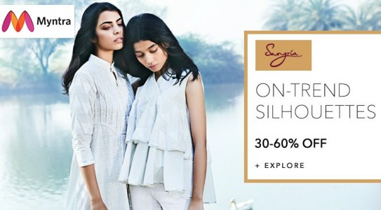 myntra on trend silhouettes