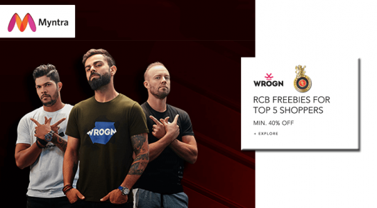 myntra-rcb-freebies-collection