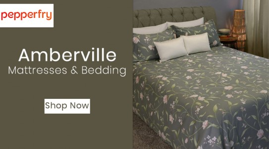 pepperfry-amberville-mattresses-and-bedding