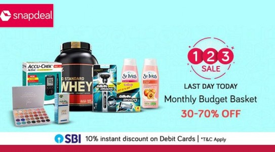 snapdeal-monthly-budget-basket