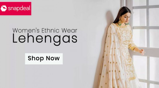 snapdeal-womens-ethnic-wear-lehngas