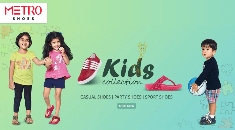 metroshoes kids collection