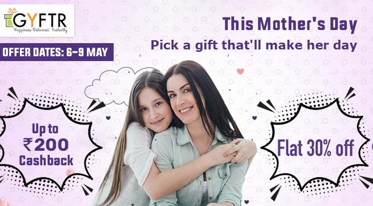 mygyftr this mothers day