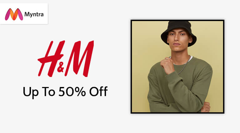 myntra hm collection