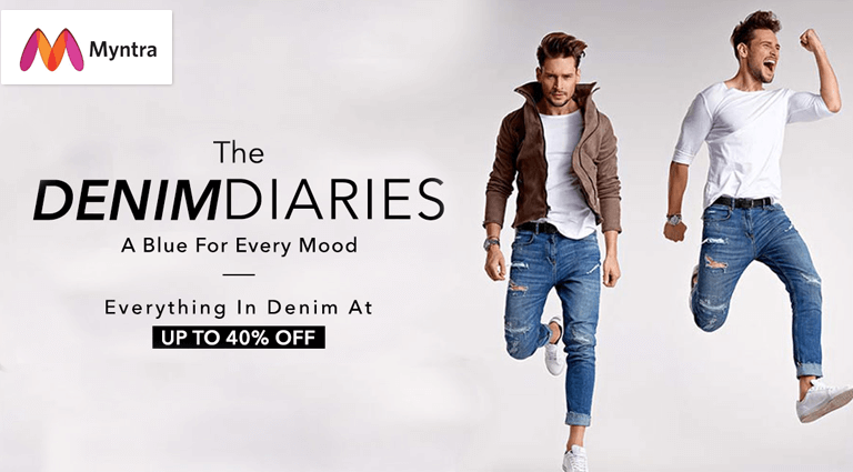 myntra the denim diaries