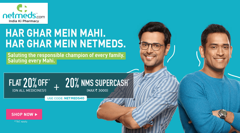 netmeds best offers ever