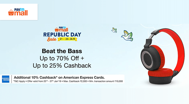 paytm mall beat the bass