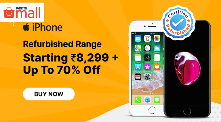 paytm mall best deals on iphones
