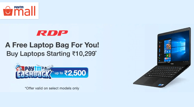 paytm mall best laptop deals