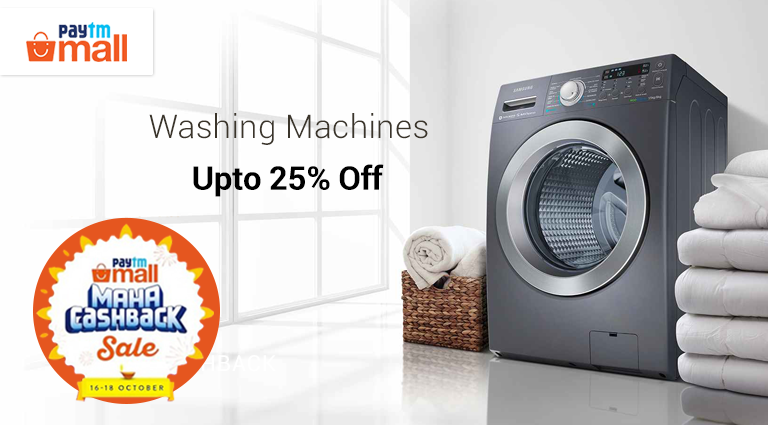 paytm mall washing machine