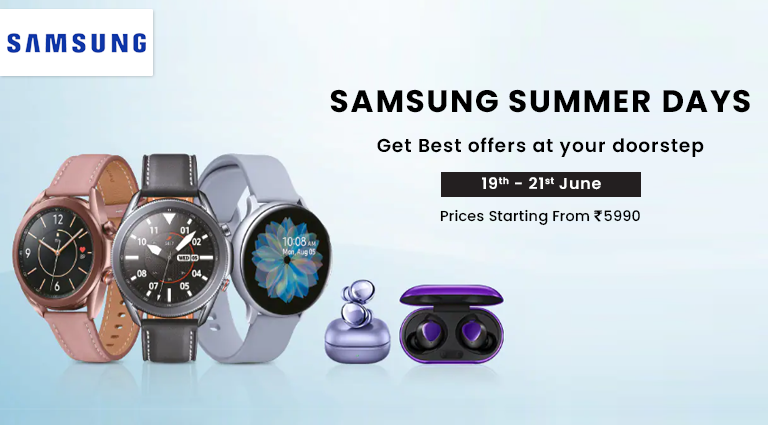 samsung best offers on watches
