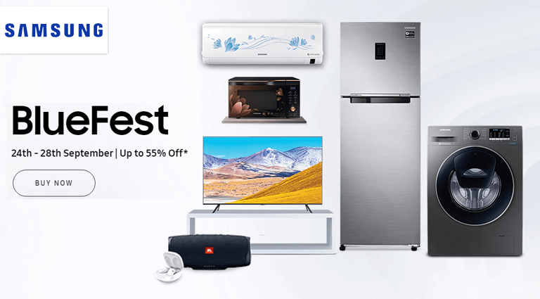 samsung great offer onhome appliances