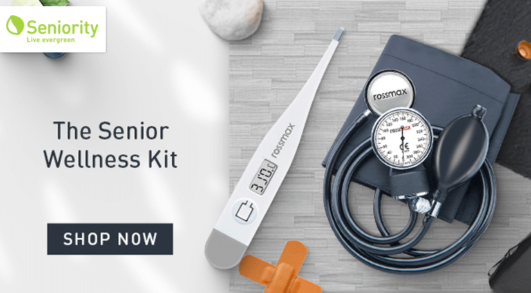 seniority the senior wellness kit