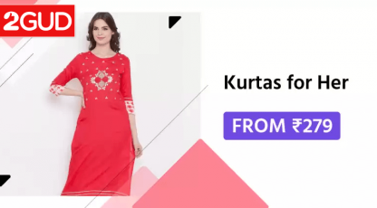 2gudcom kurtas for her