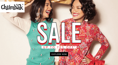 chumbak special sale
