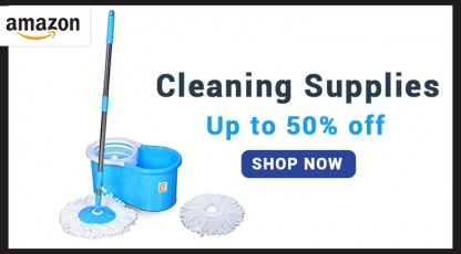 amazon cleaning supplies offers