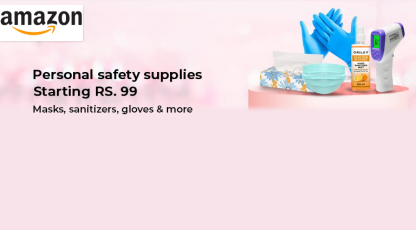 amazon personal safety supplies