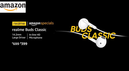 amazon realme buds classi