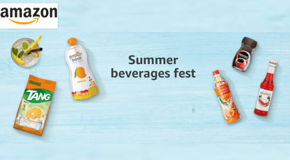 amazon summer beverages fest