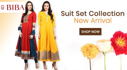bibain suit set collection