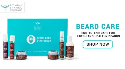 bombay shaving company beard care