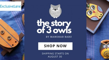 exclusivelane the story of 3 owls
