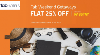 fabhotels fab weekend getaways
