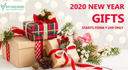 fernspetals 2020 new year gifts