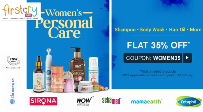 firstcry womens personal care