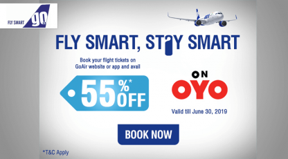 goairin fly smart stay smart