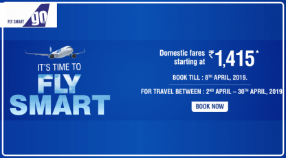goairin its time to fly smart