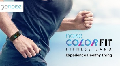gonoisecom noise color fitness band
