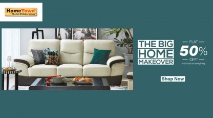 hometown the big home makeover