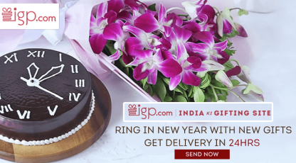 igpcom ring the new year with new gift