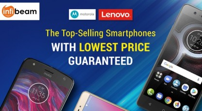 infibeam the top selling smartphones