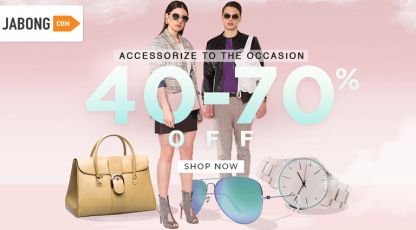 jabong accessories to the occasion