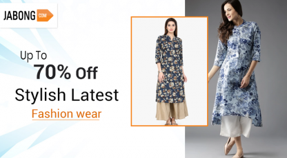 jabong latest fashion sale
