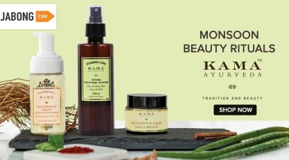 jabong monsoon beauty rituals