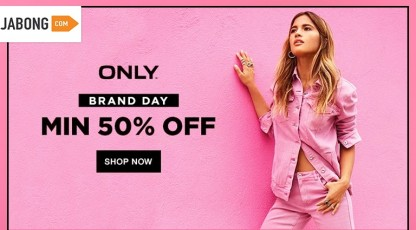 jabong only brand day