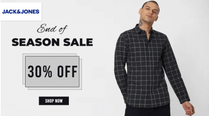 jack jones end of season sale