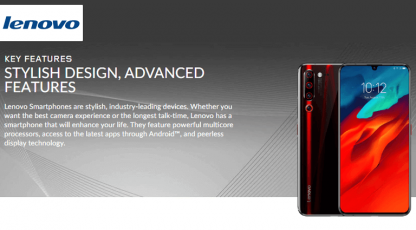lenovo stylish design advanced features