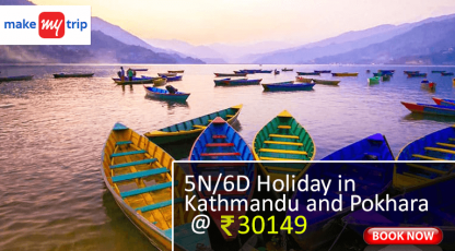 makemytrip hotels best holiday packages