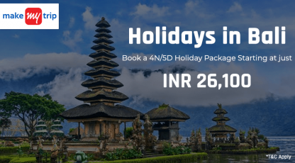 makemytrip hotels holidays in bali