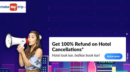 makemytrip hotels hotel look kar befikar book kar