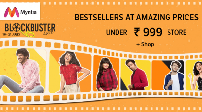 myntra best sellers at amazing prices
