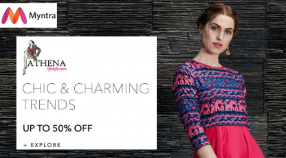 myntra chic and charming trends
