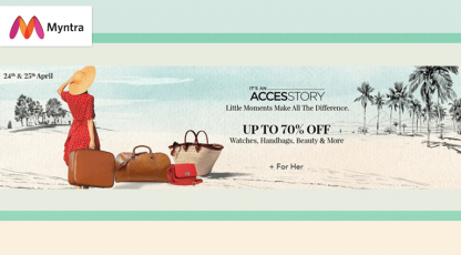 myntra its an accessories