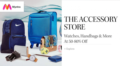 myntra the accessory store