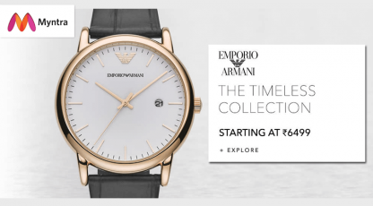 myntra the timeless collection