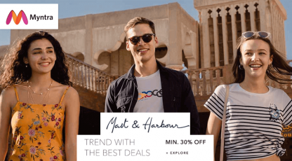 myntra trend with the best deals